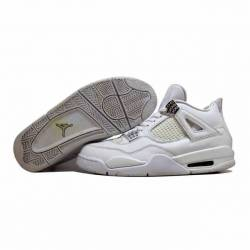 Nike air jordan iv 4 retro whi...