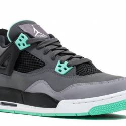 Air jordan 4 retro (gs) 'green...