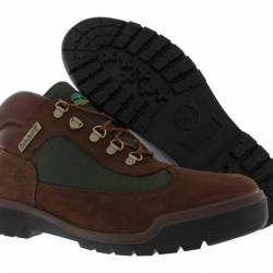 Timberland field boot outdoors...