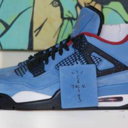 Jordan x travis scott retro 4 ...