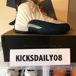 Jordan 12 french blue size 11 ...