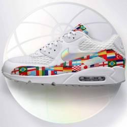 Nike air max 90 nic fifa world...