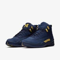 Air jordan 12 michigan preorder