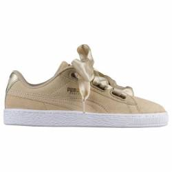 Authentic puma suede heart saf...