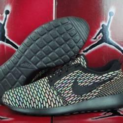 Nike roshe flyknit multicolor ...