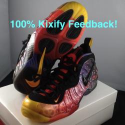 Nike air foamposite pro premiu...