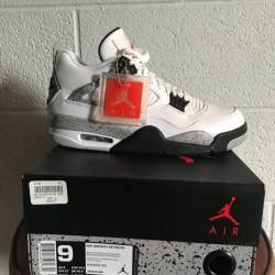 Jordan 4 cement