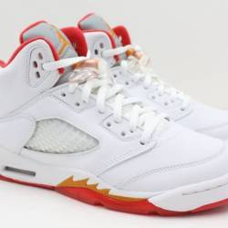 Nike air retro jordan 5 sunset
