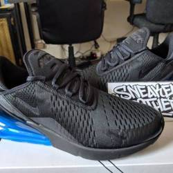 Nike air max 270 black photo b...