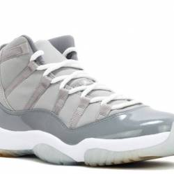 Air jordan 11 retro cool grey ...