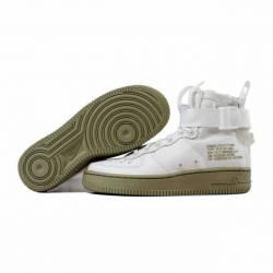 Nike sf af1 mid ivory ivory-ma...