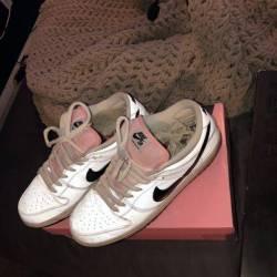 Nike sb dunk low pink box
