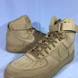 Air force 1 high '07 lv8 wheat...