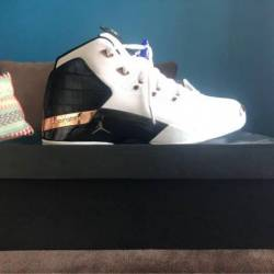 Air jordan 17+ copper