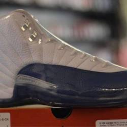 Jordan 12 french blue pre owned
