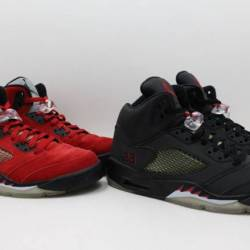 Nike air retro jordan 5 dmp ra...