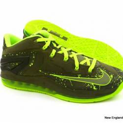 Nike men's lebron xi low baske...
