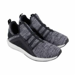Puma mega nrgy knit mens black...