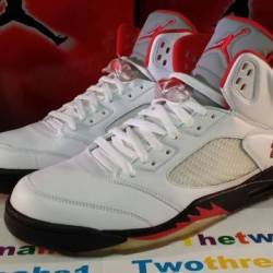 Nike air jordan 5 retro cdp sz...