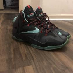 Nike lebron 11 - diffused jade