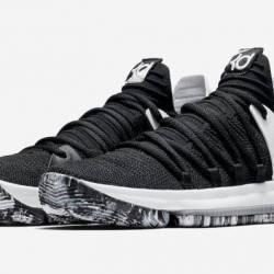 Nike zoom kd x oreo shoes  sz ...