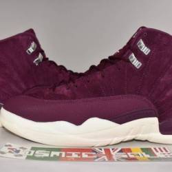 Nike air jordan 12 retro borde...
