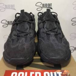 Adidas yeezy 500 triple black ...