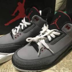 Used mens nike air jordan iii ...