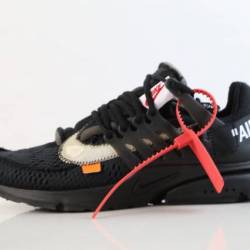 Nike air presto off-white virg...