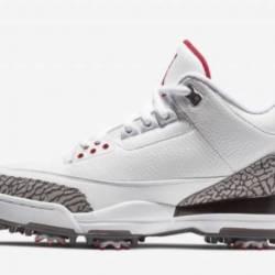 Jordan 3 golf size 11.5 aj3783...