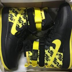 Nike sf air force 1 one hi bla...