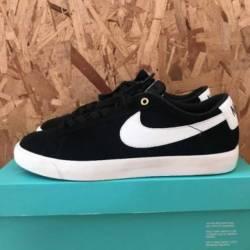 Nike sb blazer low gt qs black...