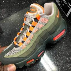 Nike air max 95 string total o...