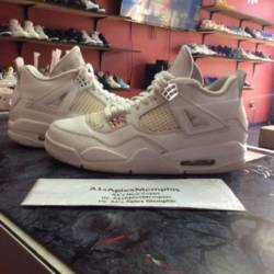 Air jordan 4 pure money 308497...