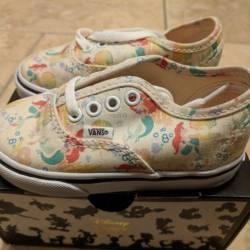 Vans x disney authentic ariel ...