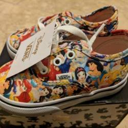 Vans x disney authentic multi ...