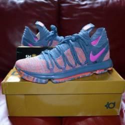 Nike air kd x 10 11 hot punch ...