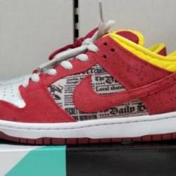 Nike dunk low prem sb qs crawf...