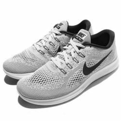 Nike free rn run grey black me...