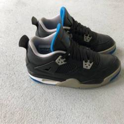 Air jordan 4 gs motorsport alt...