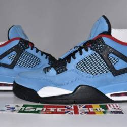 Nike air jordan 4 retro travis...