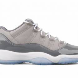 Air jordan 11 retro low 'cool ...