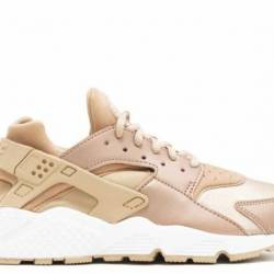 W s air huarache run se rose g...