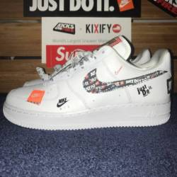 Nike air force 1 just do it pa...