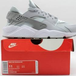 Nike men s air huarache wolf g...