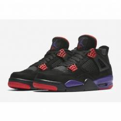 Air jordan 4 nrg raptors black...