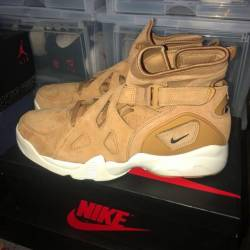 Nike air unlimited wheat