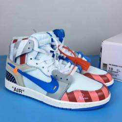 Parra x off-white x air jordan...