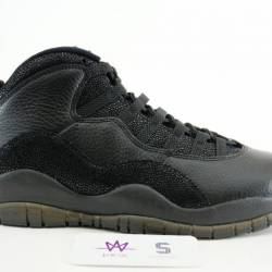 Air jordan 10 retro black ovo ...