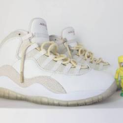 Air jordan 10 retro ovo white ...